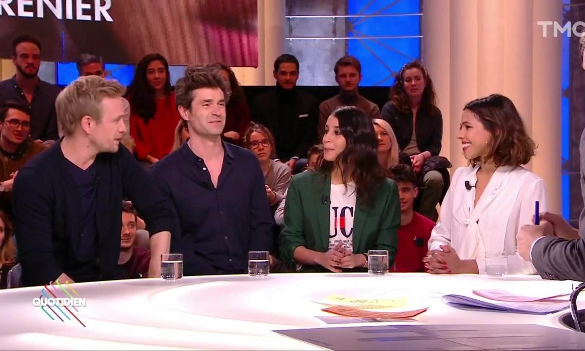 """Invités : Leïla Bekhti, Zita Hanrot et Jérémie et Yannick Rénier pour """"Carnivores"""""""