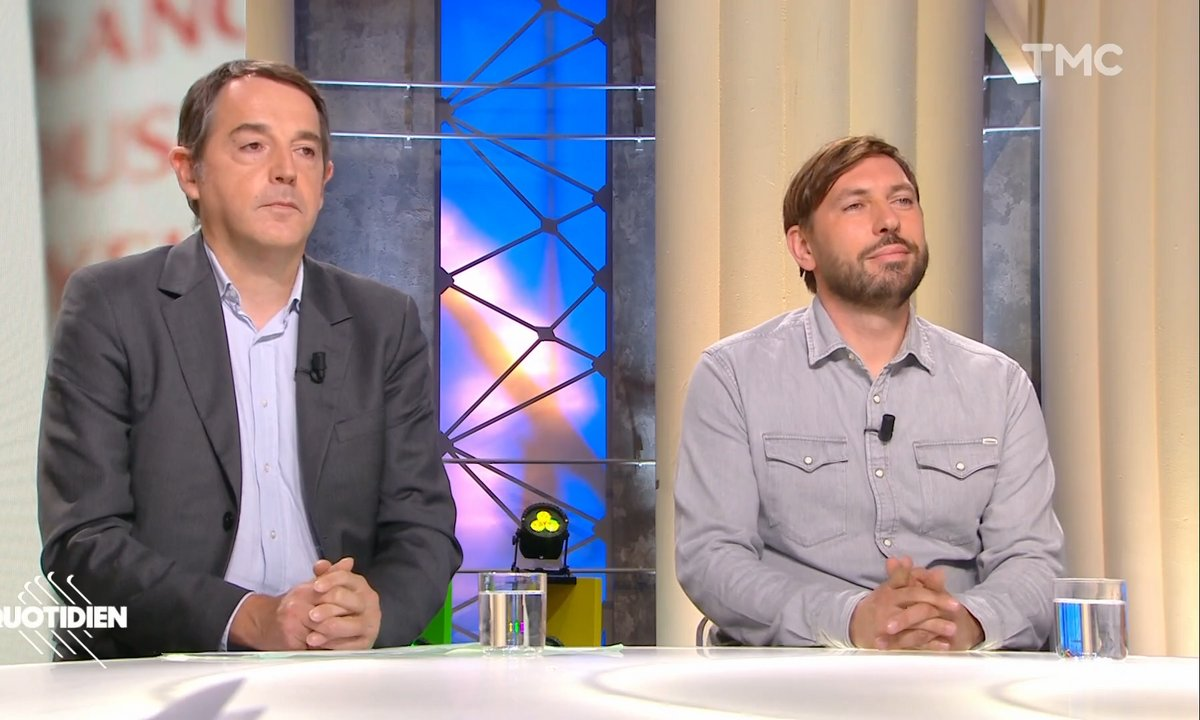 """Invités : Jérôme Fourquet et Jean-Laurent Cassely dressent le portrait de """"La France sous nos yeux"""""""