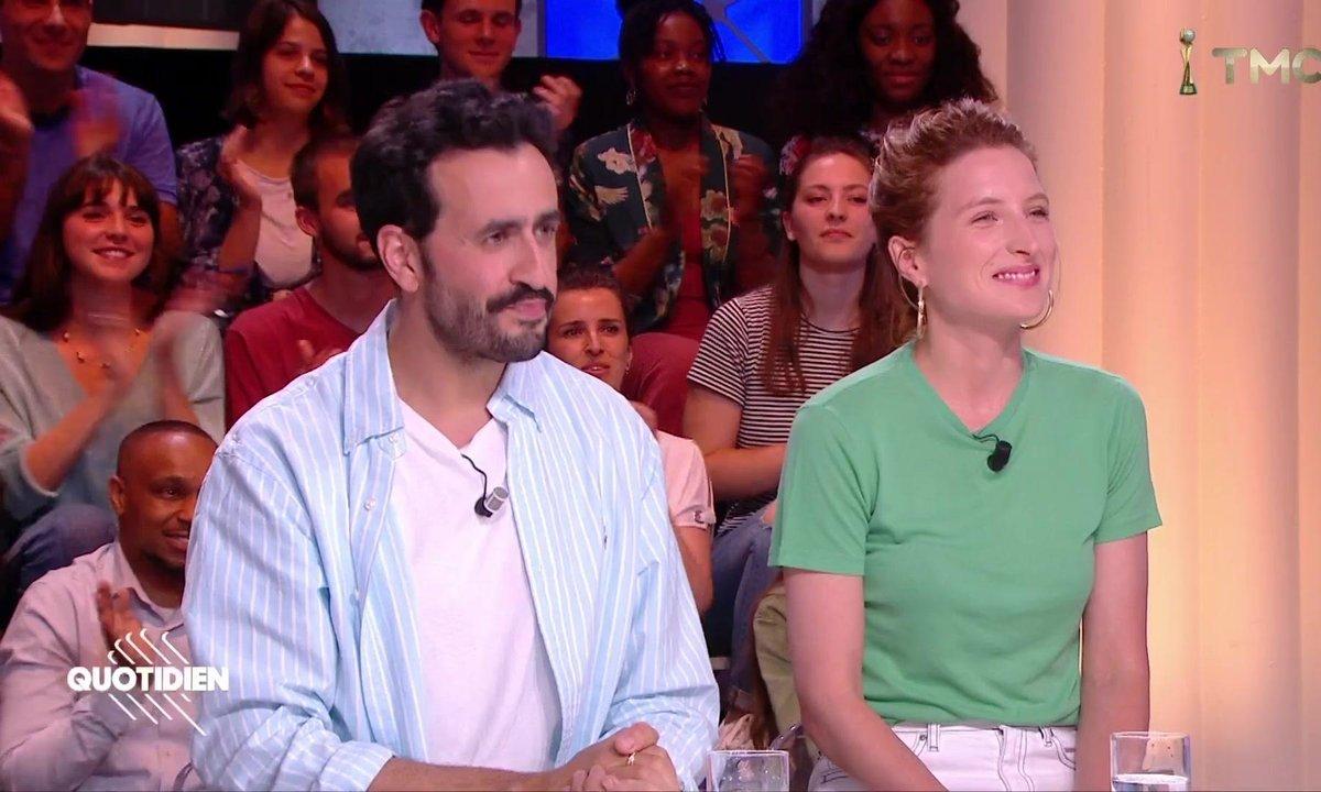 """Invités : Julia Piaton et Jonathan Cohen présentent """"Family business"""""""