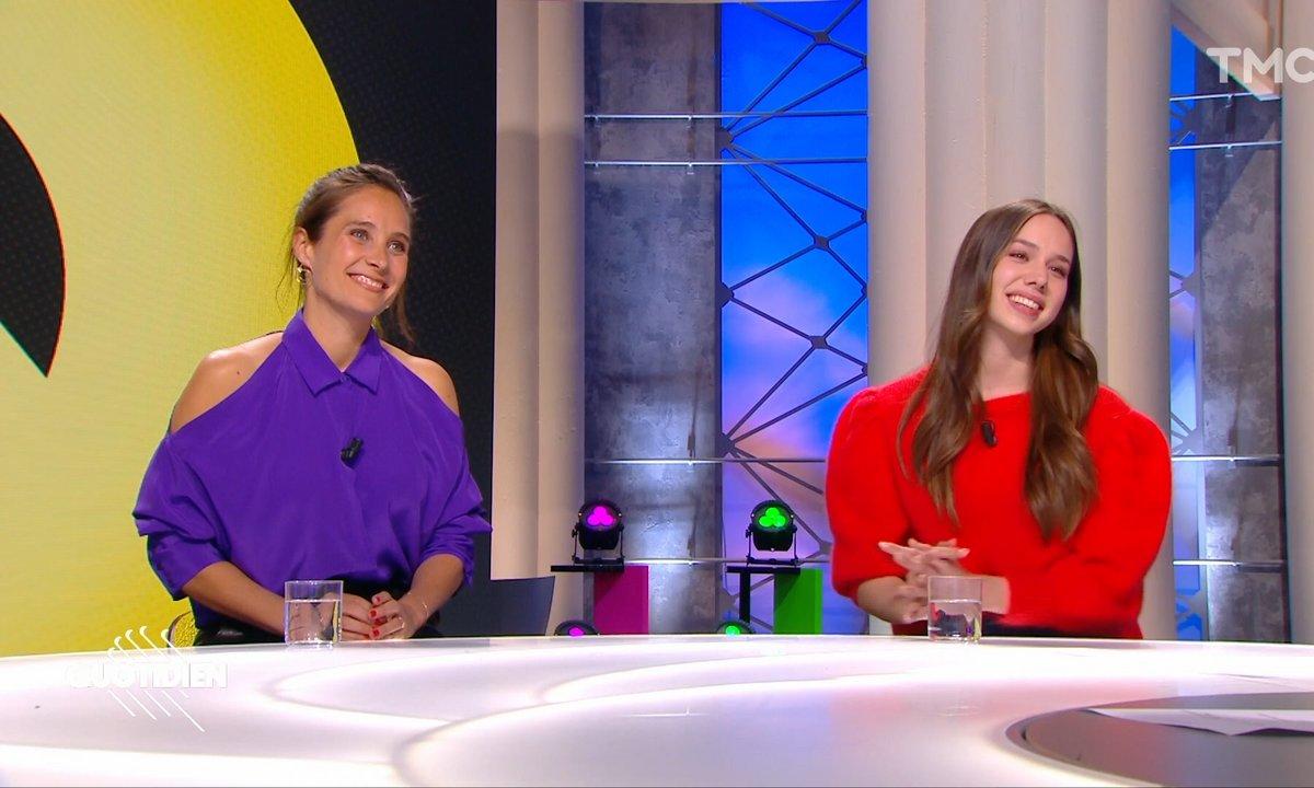"""Invités : Julie de Bona et Kim Higelin pour """"Plan B"""""""