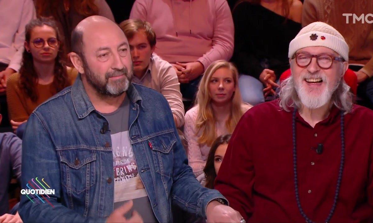 Invités : Kad Merad et Bill Deraime, duo inattendu