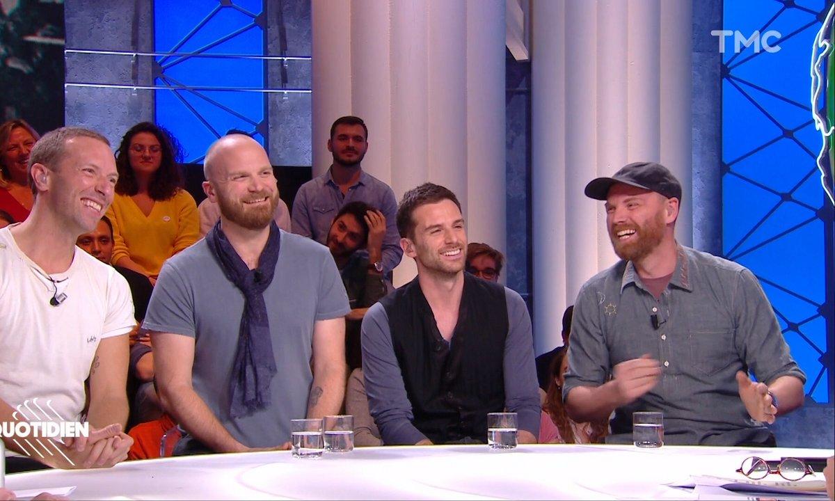 """Invités : la masterclass de Coldplay, de retour avec """"Everyday Life"""""""