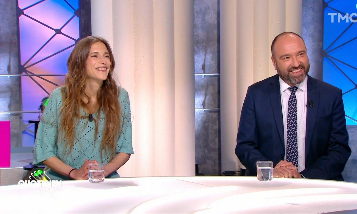 Invités : Laure de Chantal et Xavier Mauduit rendent la grammaire sexy