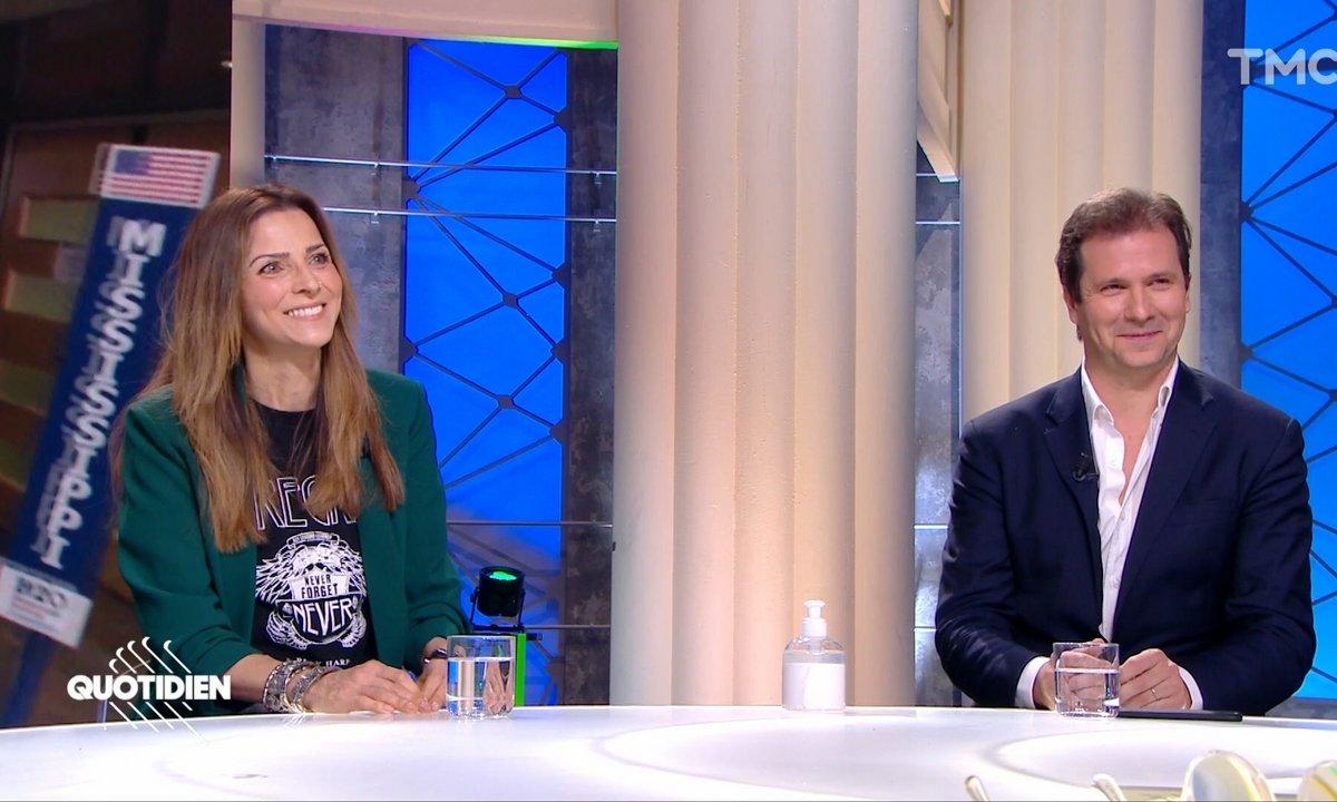 Invités : le debrief de l'élection de Joe Biden avec Guillaume Debré et Sylvie Laurent