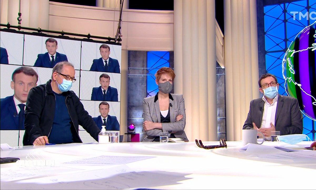 Invités : le debrief des annonces d'Emmanuel Macron avec Natacha Polony, Thomas Legrand et Mathias Wargon