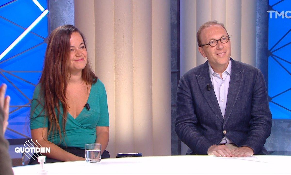 Invités : les nouveaux mots du Covid-19 avec Laélia Véron et Bertrand Périer