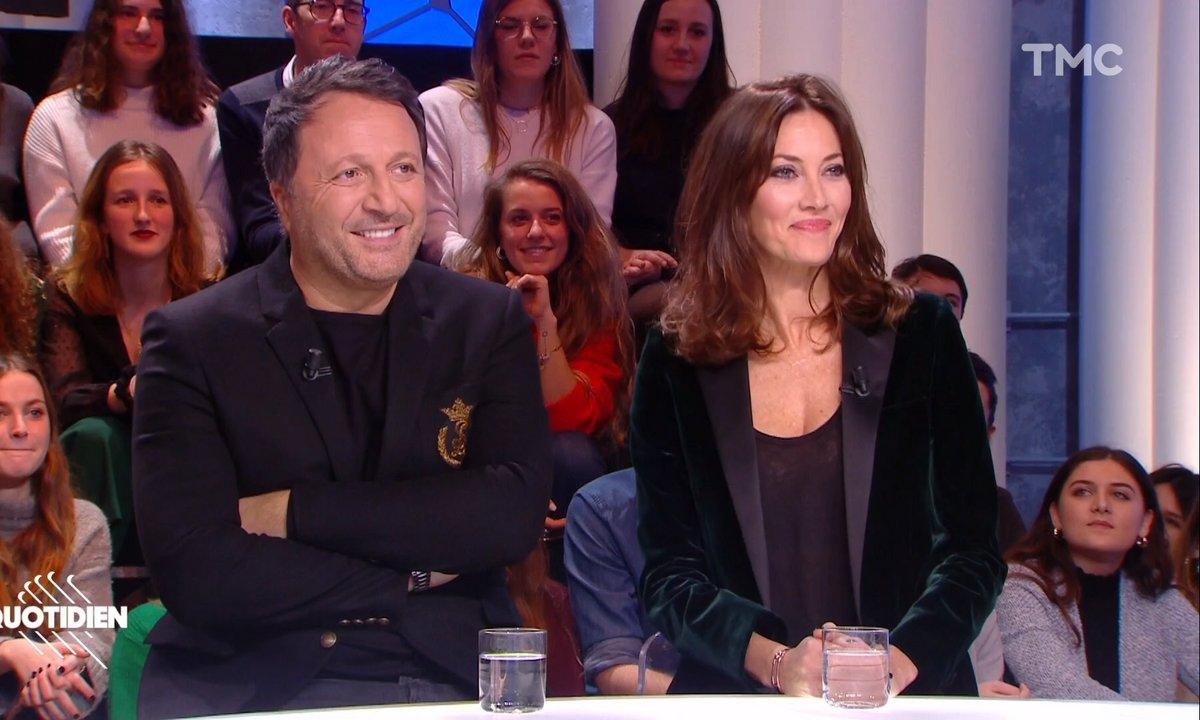 """Invités : Mareva Galanter et Arthur pour """"Stars à nu"""""""