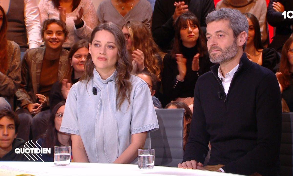 Invités : Marion Cotillard et Jean-François Julliard, de retour d'Antarctique