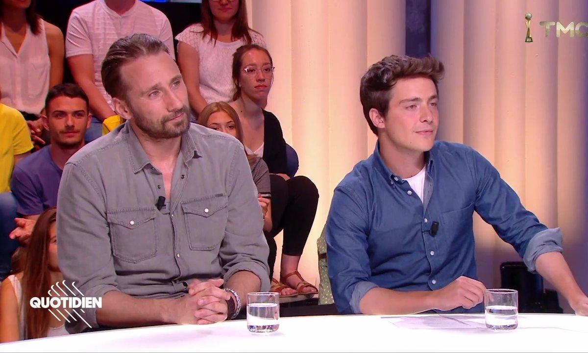 "Invités : Matthias Schoenaerts et Martin Weill pour ""Nevada"" (Partie 1)"