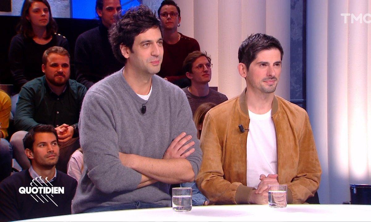 "Invités : Max Boublil et Anthony Marciano pour ""Play"""