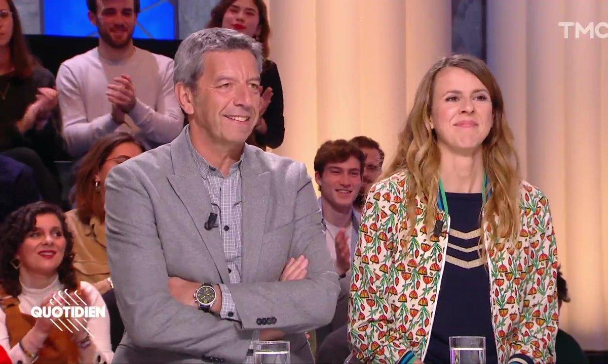 """Invités : Nicole Ferroni et Michel Cymès pour leur émission """"Ça ne sortira pas d'ici"""""""