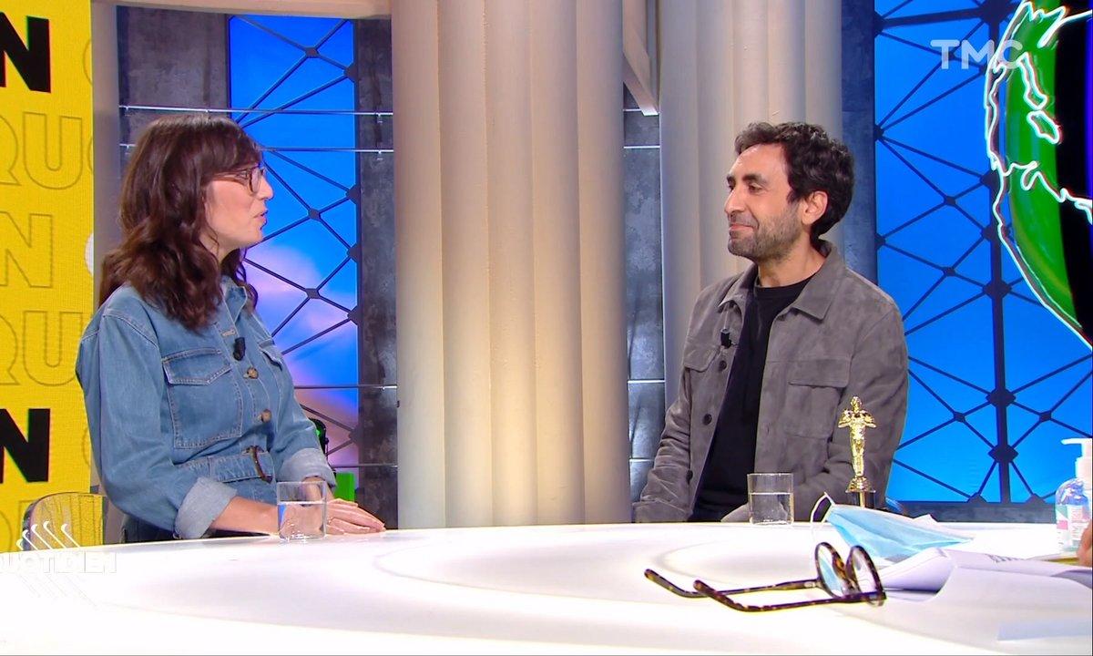"""Invités : Nora Hamzawi et son frère Amro pour """"Eleonore"""""""