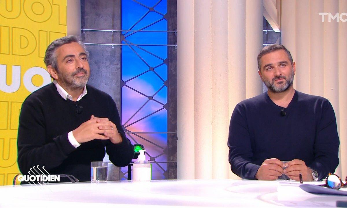 """Invités: Olivier Nakache et Eric Toledano signent """"En Thérapie"""", la nouvelle série addictive d'Arte"""