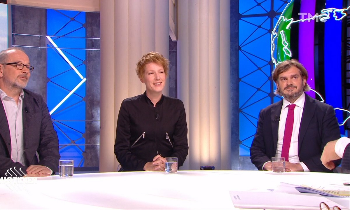 Invités : on analyse l'allocution d'Emmanuel Macron avec Natacha Polony, Thomas Legrand et Etienne Gernelle