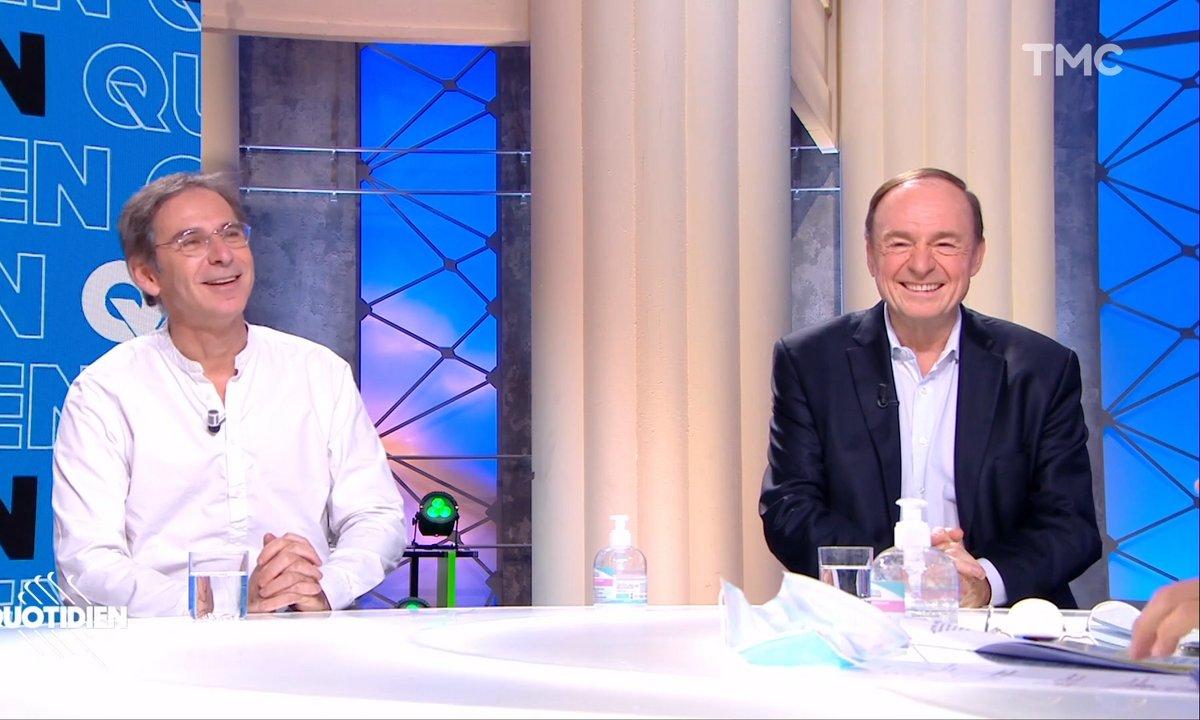 Invités : on décrypte l'actu avec Gilles Finchelstein et Jérôme Jaffré