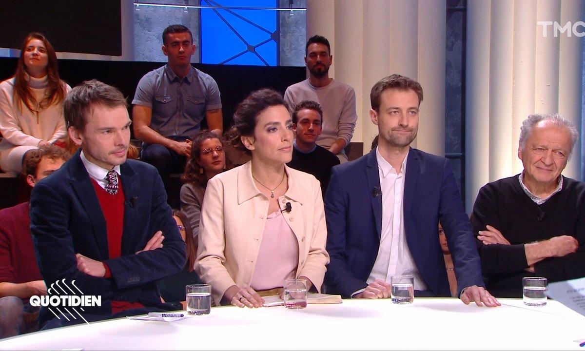 Invités : on décrypte les allocutions d'Emmanuel Macron et Edouard Philippe avec Anna Cabana, Ludovic Vigogne et Frédéric Says