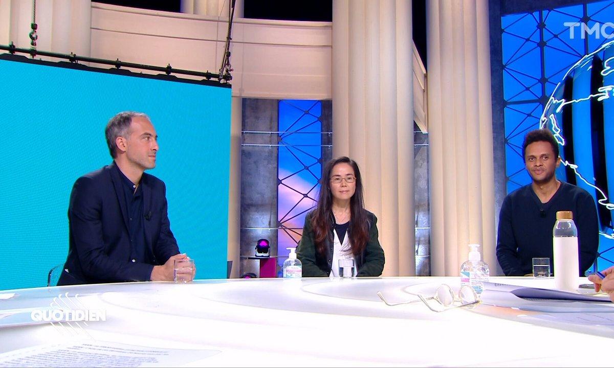 Invités : on parle de la situation des Ouïghours en Chine avec Raphaël Glucksmann, Pierre Bussière et Dilnur Reyhan