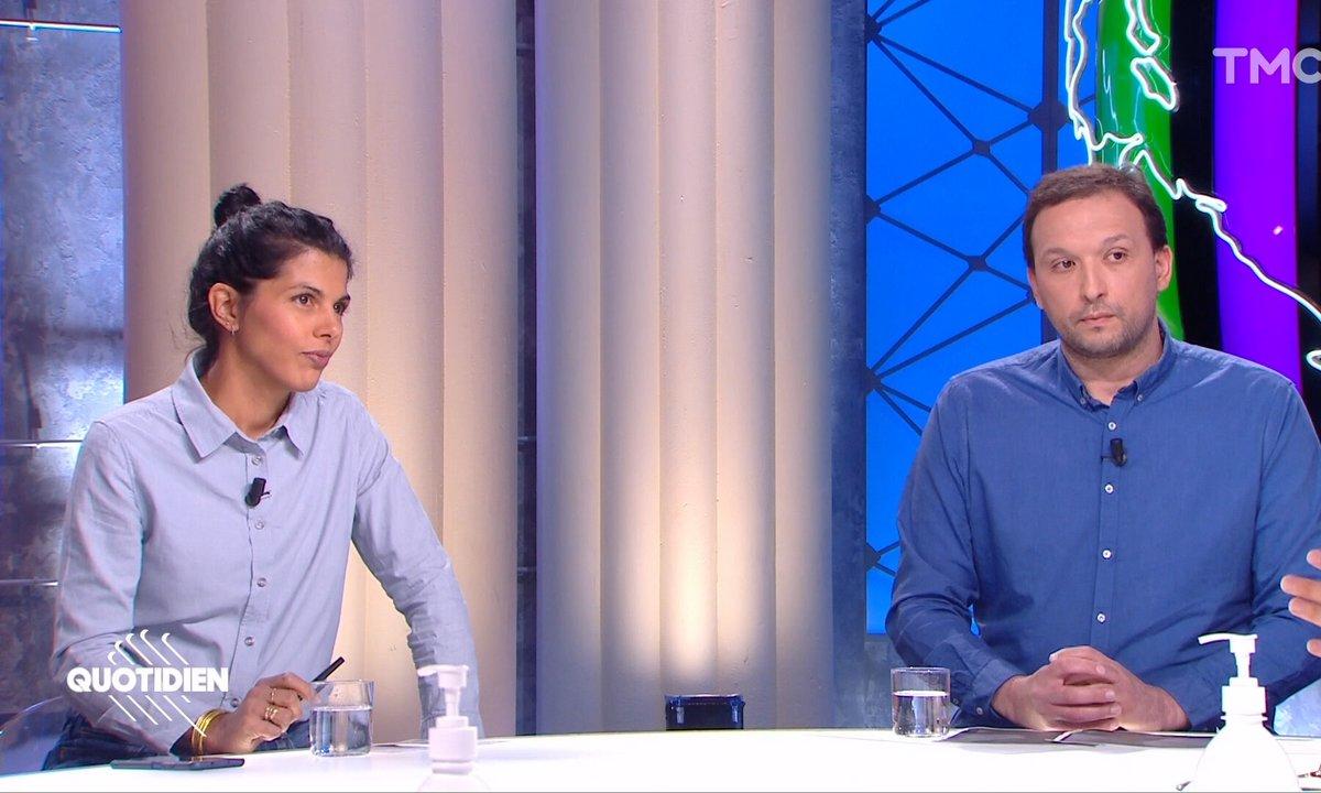 Invités : peut-on vraiment assurer la rentrée scolaire ? On en parle Louise Tourret et le directeur d'école Karim Bacha
