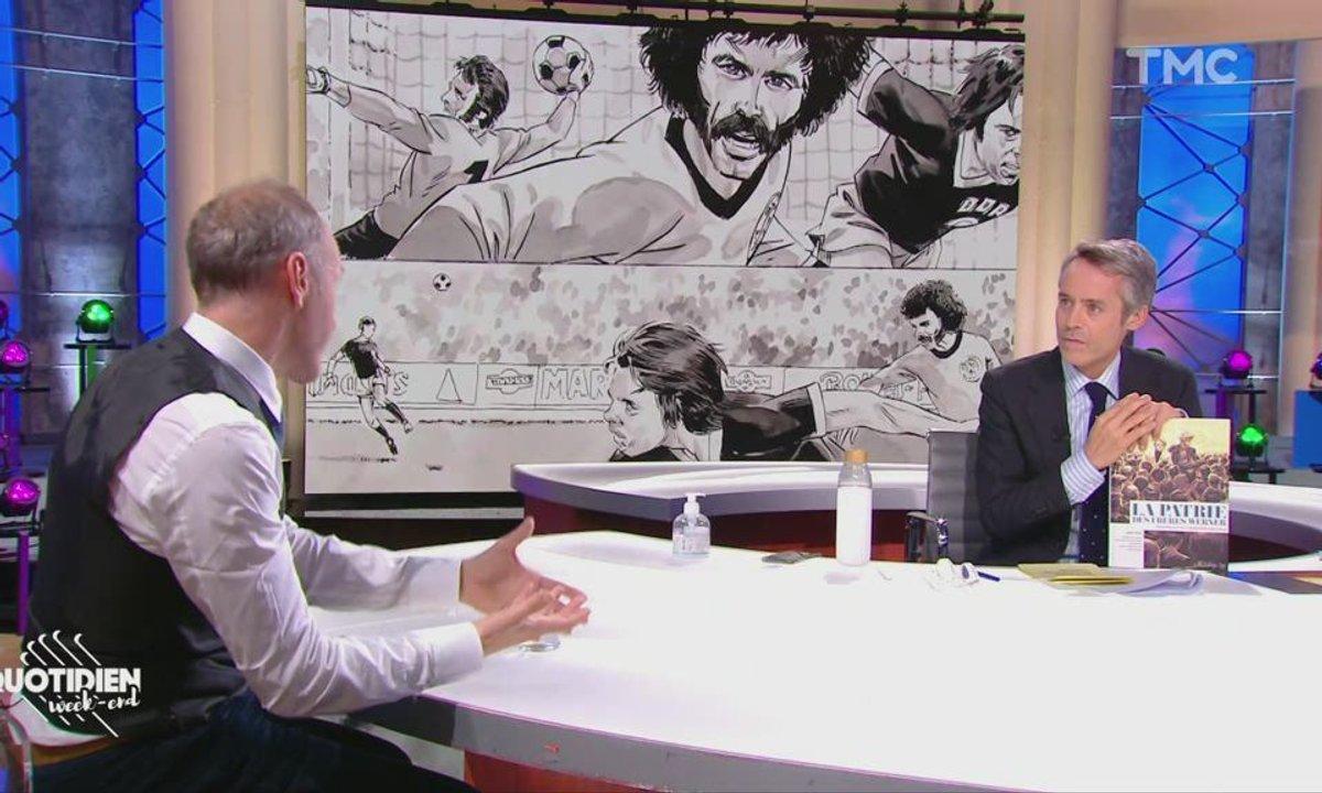 """Invités : Philippe Colin pour la BD """"La patrie des frères Werner"""""""