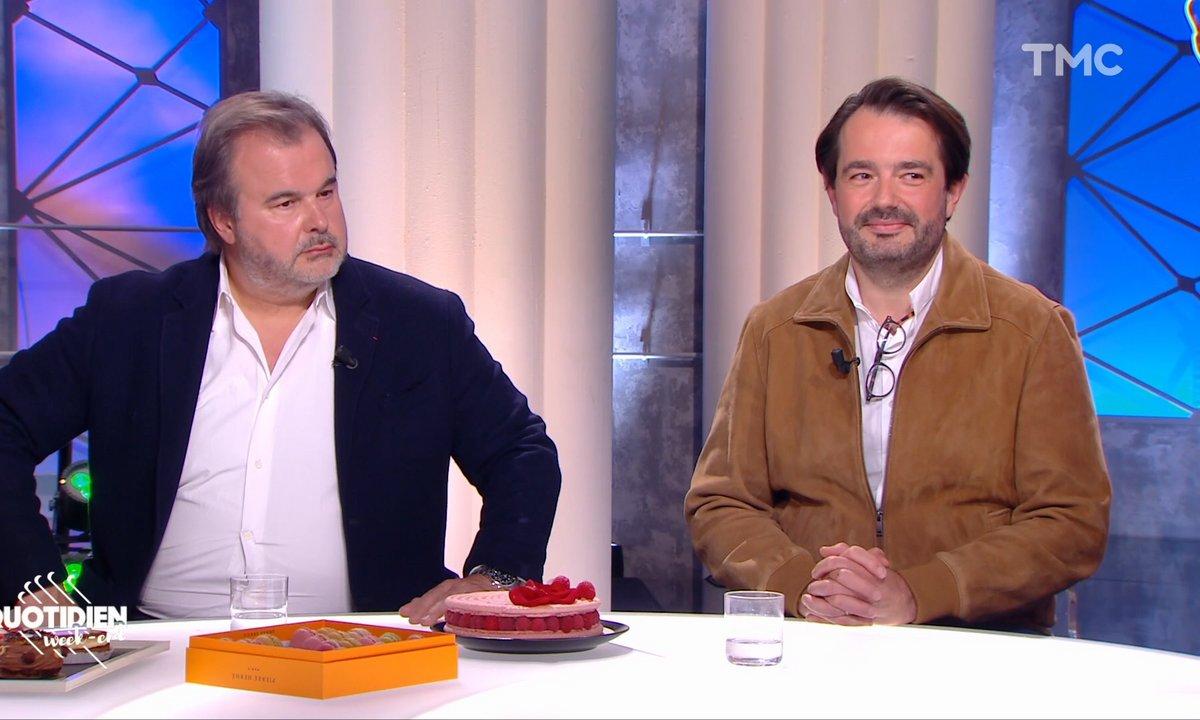 Invités : Pierre Hermé et Jean-François Piège, pour l'amour de la pâtisserie
