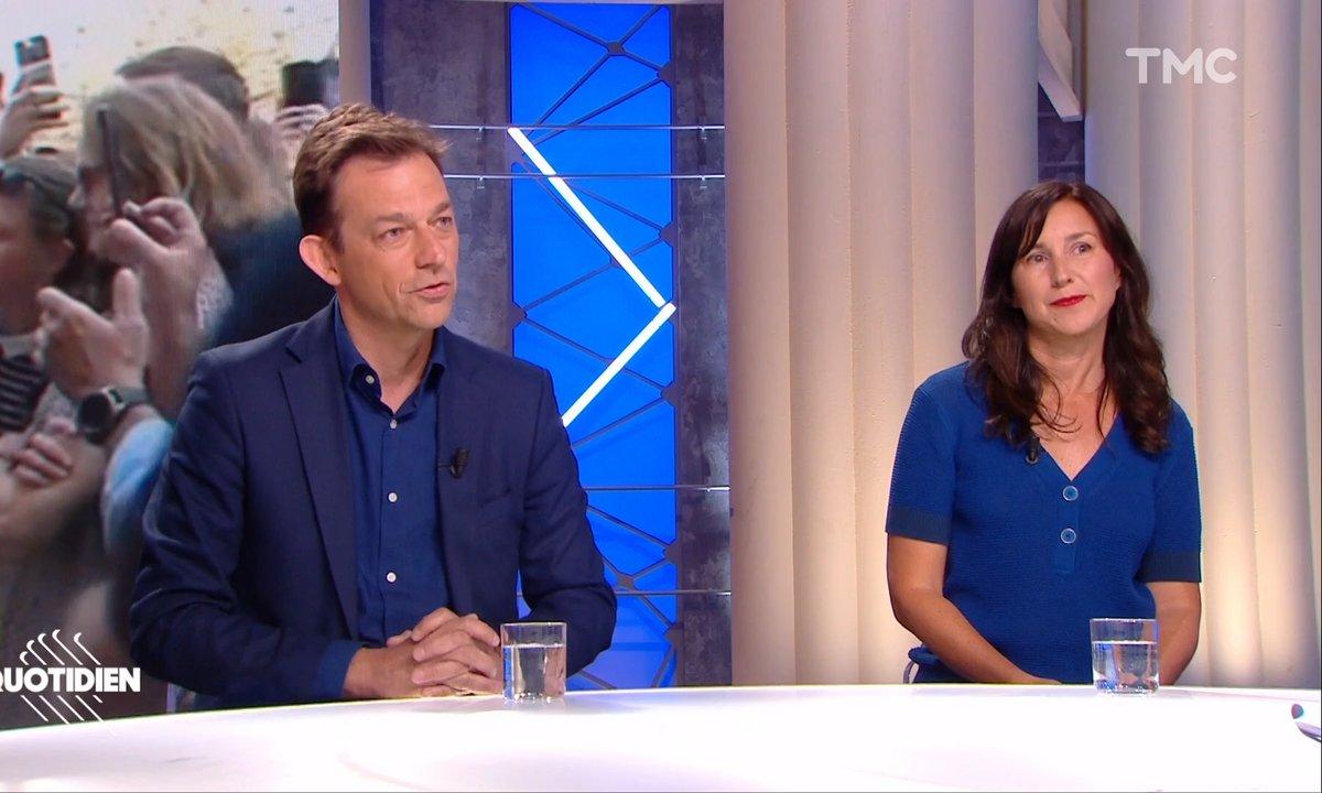 """Invités : Renaud Dély et Marie Huret pour """"Les Macron du Touquet Élysée-plage"""""""""""