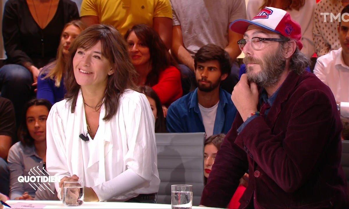 """Invités : Romane Bohringer et Philippe Rebbot pour """"L'Amour flou"""""""