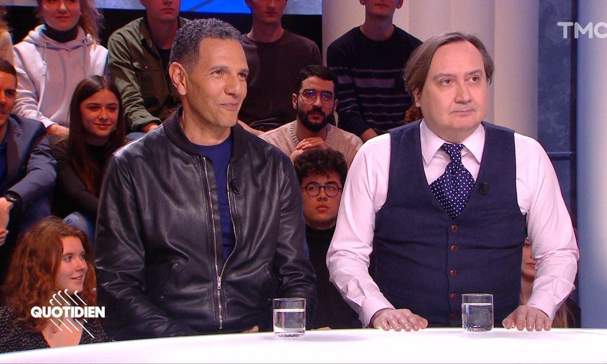 """Invités : Roschdy Zem et Michel Fau pour """"Trahisons"""""""