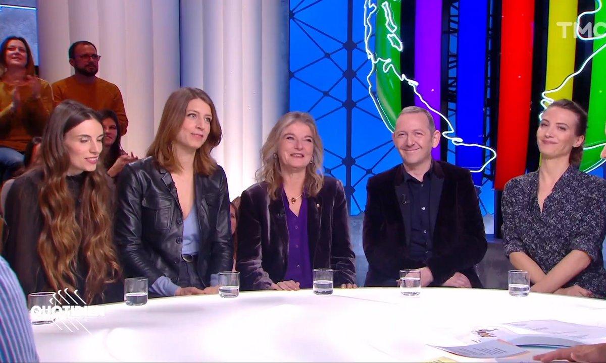 Invités : Sandrine Treiner, Adèle Van Reeth, Guillaume Erner, Olivia Gesbert et Aurélie Charon pour les audiences de France Culture