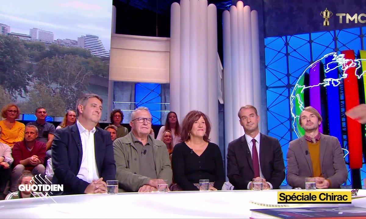 Invités spécial Jacques Chirac : Raphaelle Bacqué, Michel Field, Laurent Guimier, Ludovic Vigogne et David Revault d'Allonnes (Partie 1)