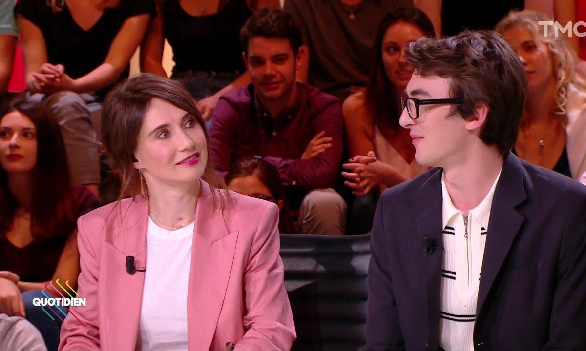 Invités : les stars de Game of Thrones Carice Van Houten et Isaac Hempstead-Wright