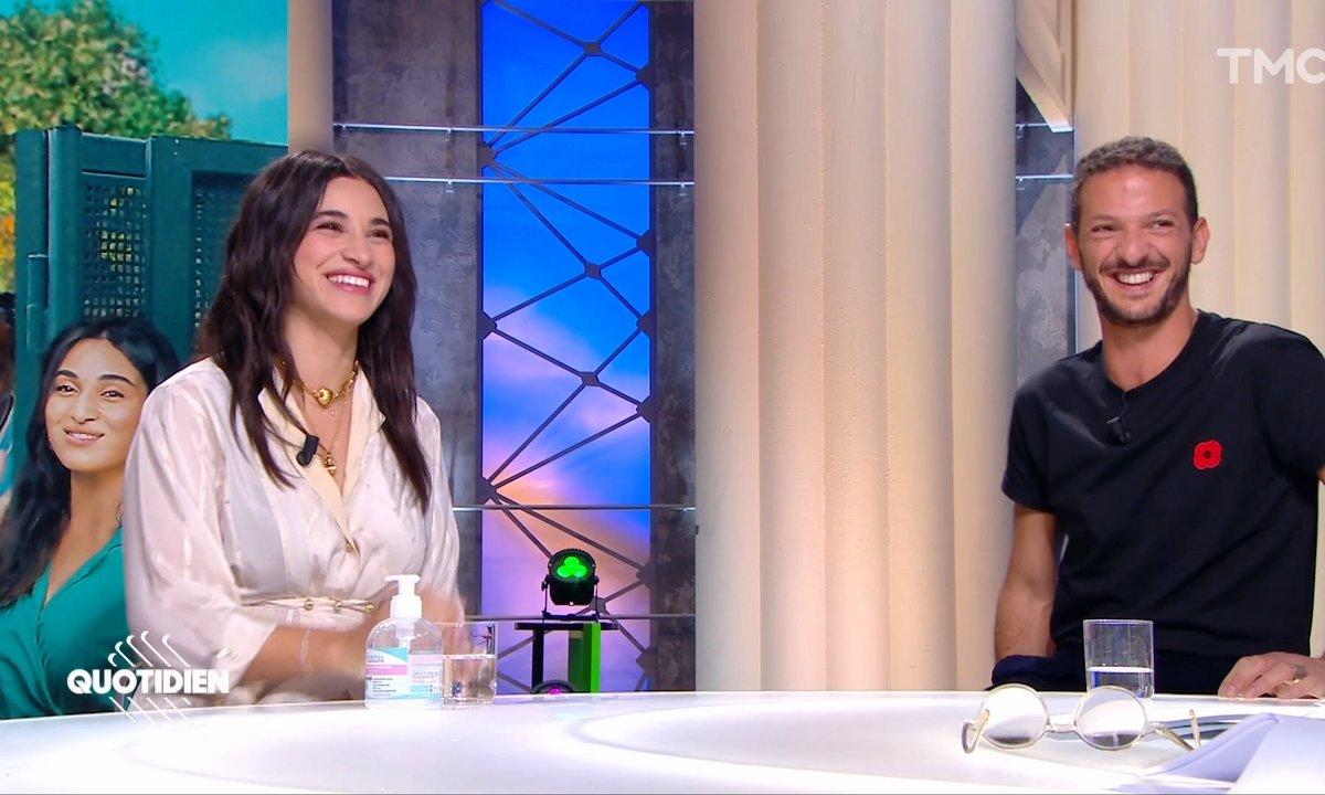 """Invités : Vincent Dedienne et Camélia Jordana pour """"Parents d'élèves"""""""