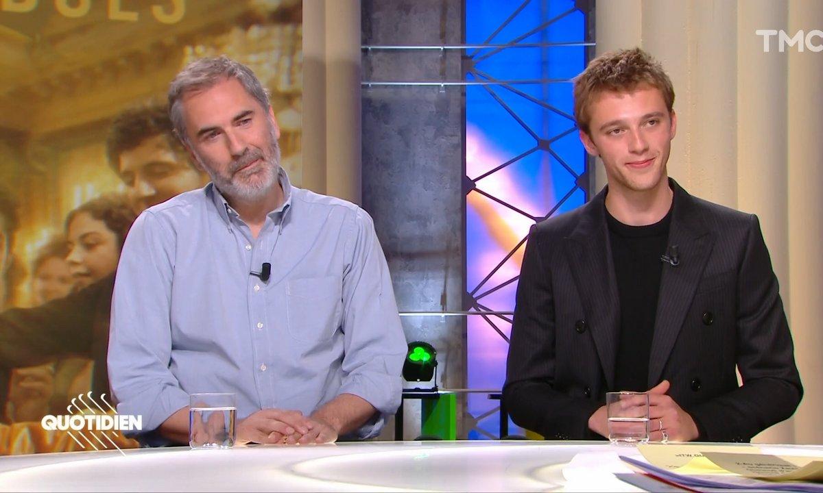 """Invités : Xavier Giannoli et Benjamin Voisin subliment """"Les illusions perdues"""""""