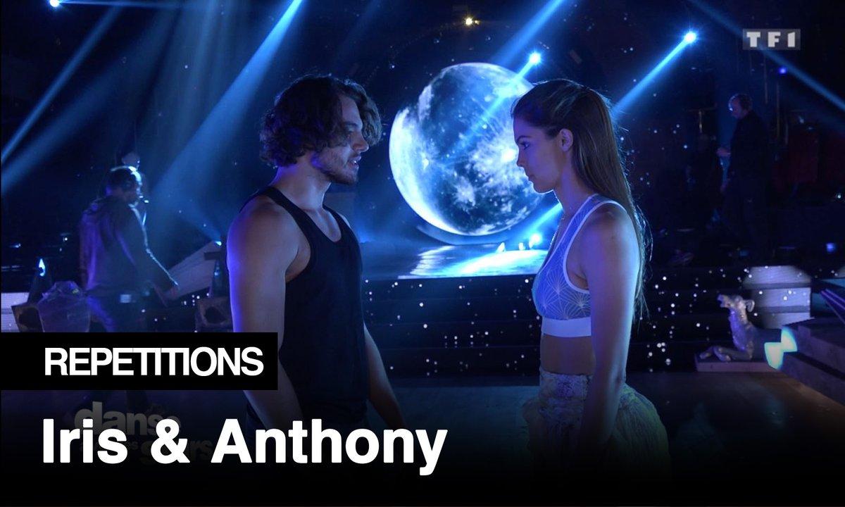 """Répétitions – """"On doit danser en miroir"""" - Iris Mitteneare et Anthony Colette connectés"""