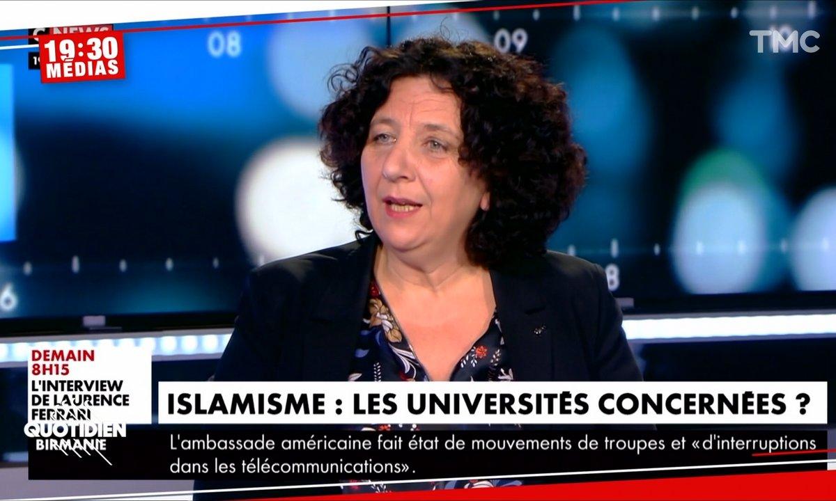 """""""Islamo-gauchisme"""" dans les universités : polémique après les propos de la ministre Frédérique Vidal"""