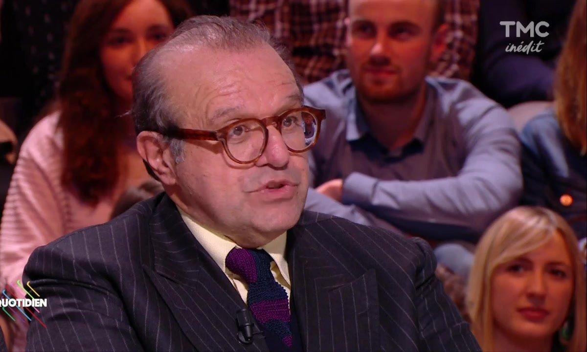 """Maître Temime : """"J'ai refusé de défendre Dieudonné"""""""