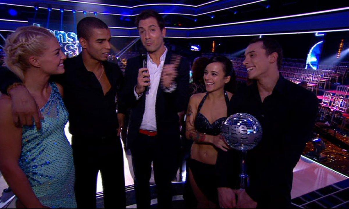 #DALS Interview : Alizée et Brahim en interview exclusive pour vous !
