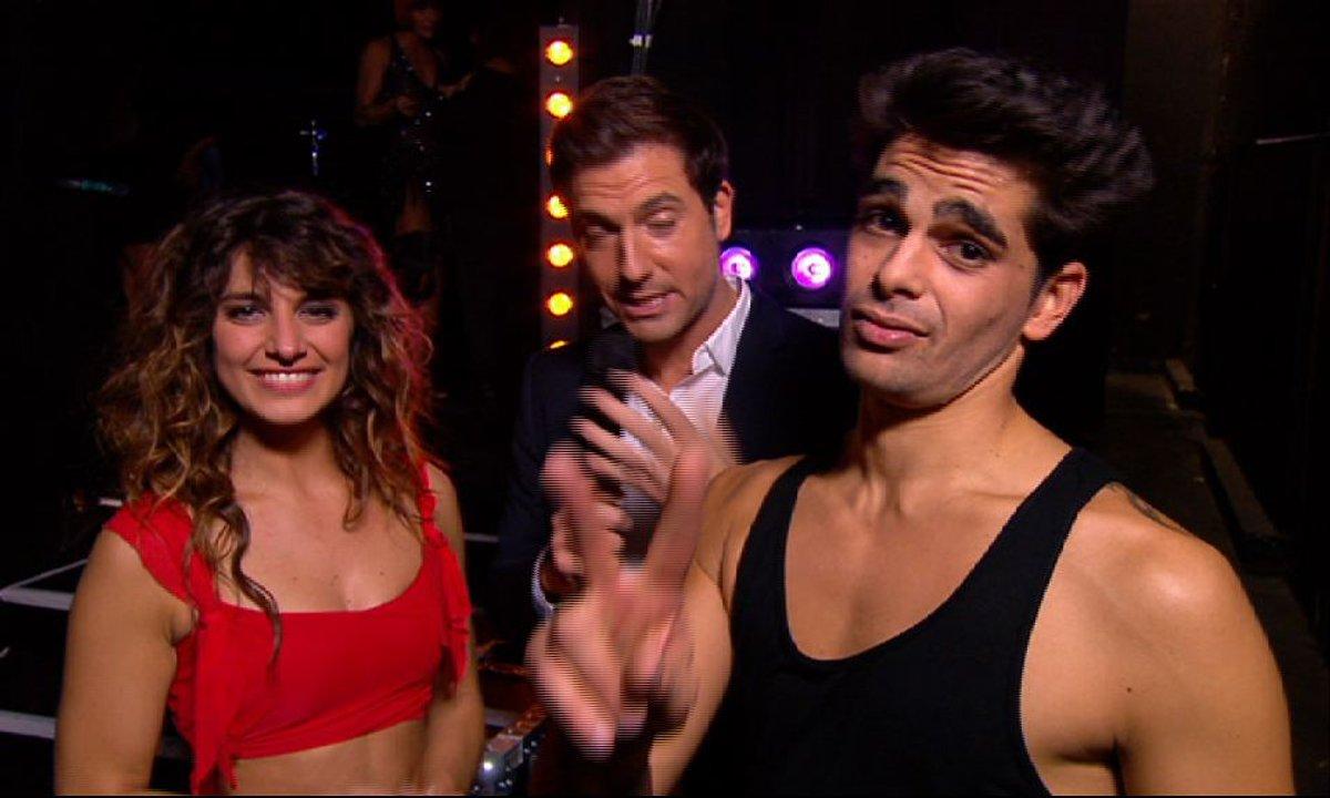#DALS Interview : Laetitia et Christophe, hot hot hot !