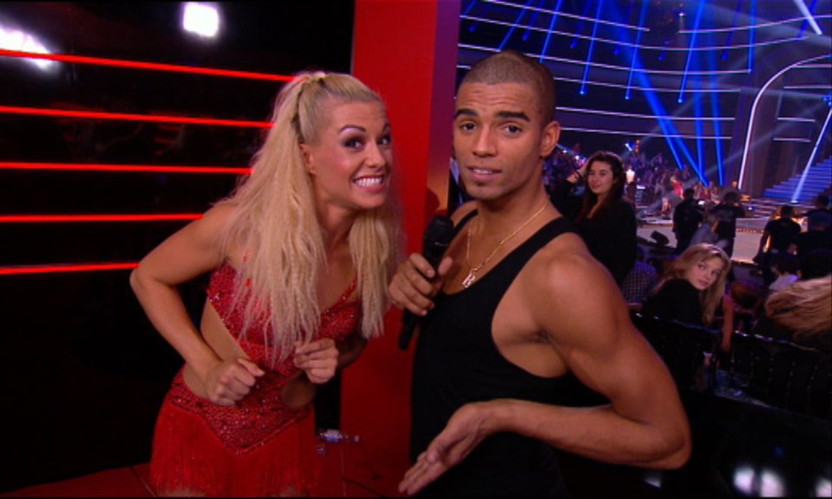 #DALS Interview : Brahim et Katrina, des stars qui brillent !