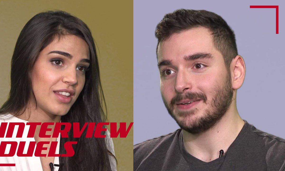 Interview Duels : Lorrah et Gabriel, duel au sommet