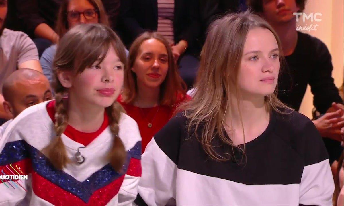Invitée : Liv Andren, petite sœur de Sara Forestier dans « M »