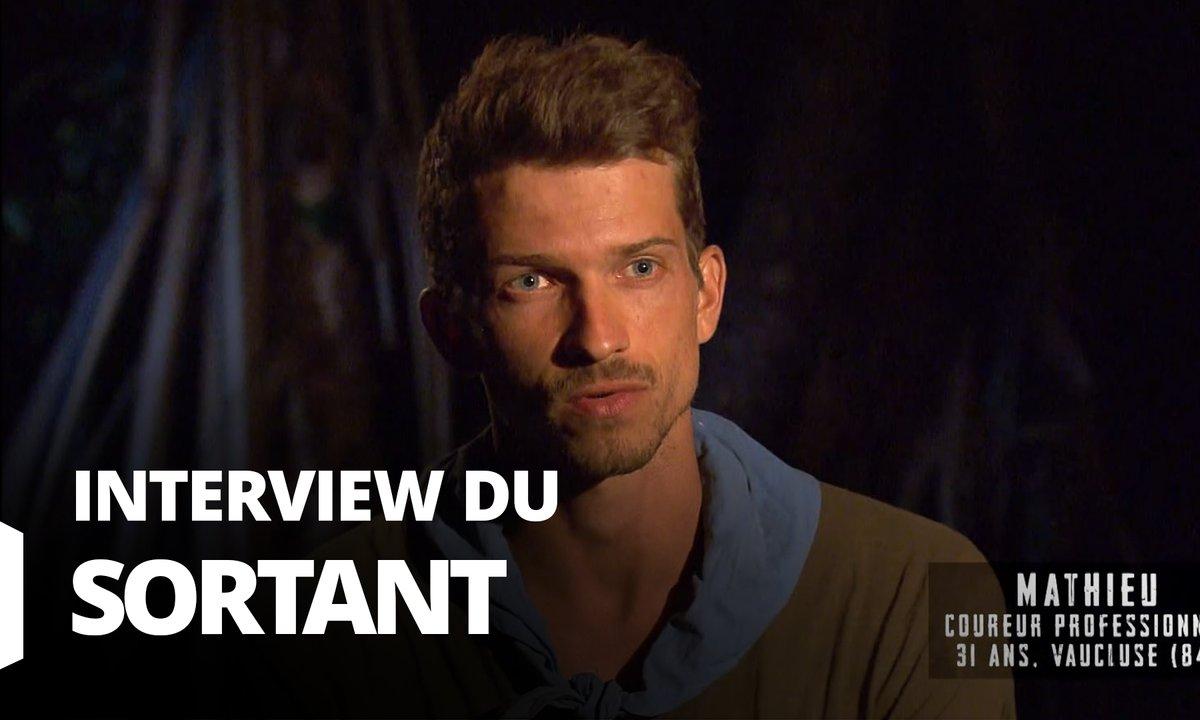 """Koh-Lanta du 18 septembre 2020 - Mathieu : """"C'est un choc violent"""""""