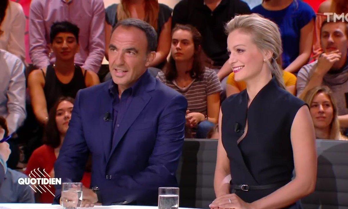 Invités : Audrey Crespo-Mara et Nikos Aliagas, nouvelles vedettes d'Europe 1