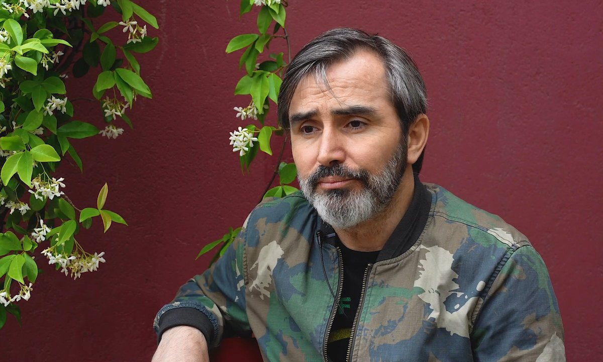 Interview Sylvain (Arnaud Henriet)