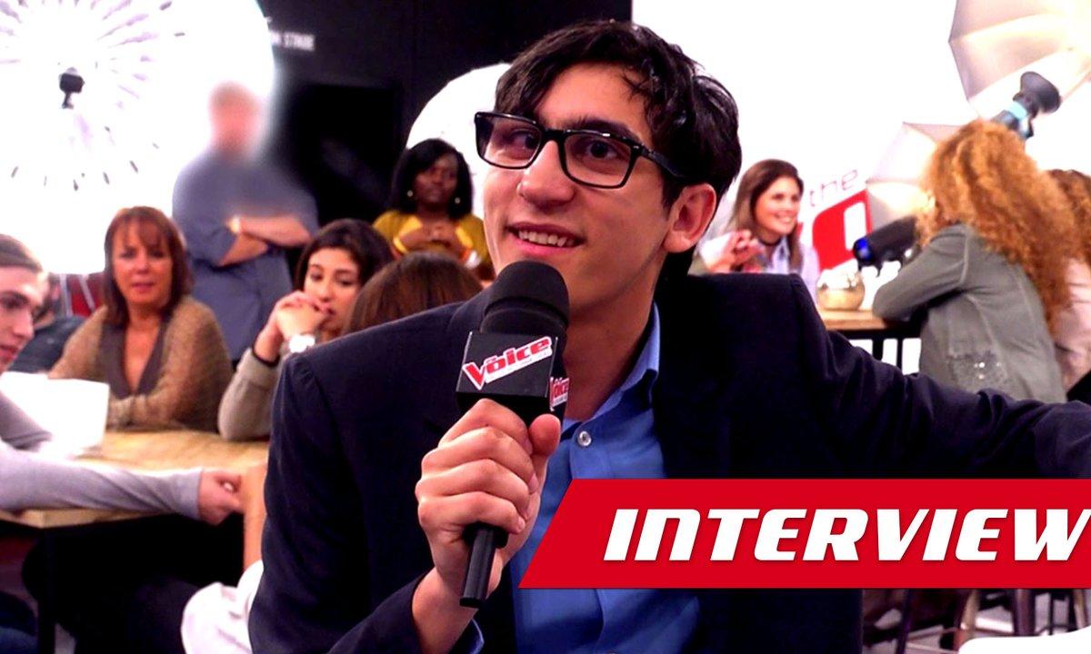 """#1 : Vincent Vinel après sa prestation : """"J'ai encore le cœur qui bat vite"""""""