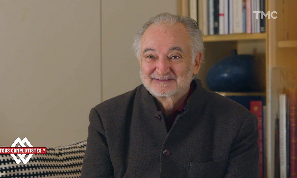"""Jacques Attali, ennemi public n°1 des complotistes: """"C'est tellement bête que je n'ai pas d'arguments"""""""