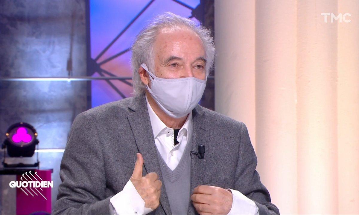 """Jacques Attali: """"Les GAFA sont des machines à détruire les médias"""""""