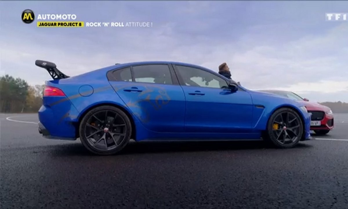 "Jaguar Project 8 : Rock ""N"" Roll attitude"