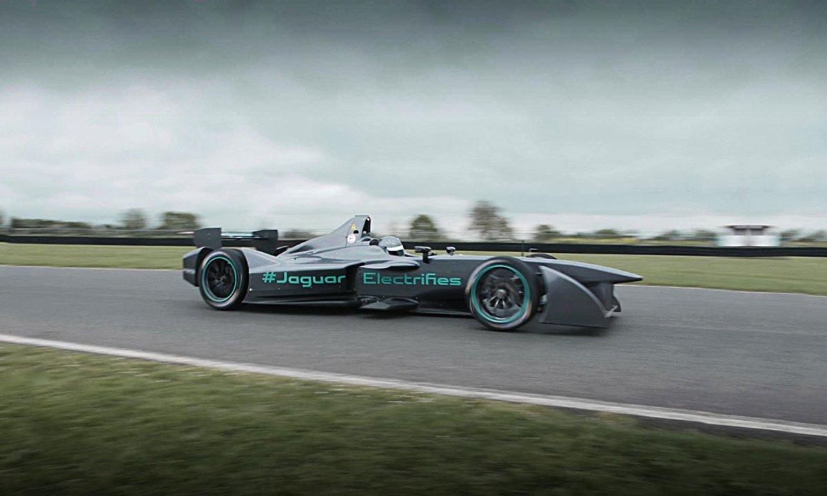 Formule E : Jaguar officialise son arrivée