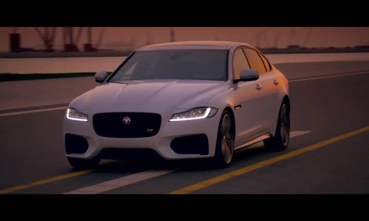Jaguar XF 2015 : présentation officielle