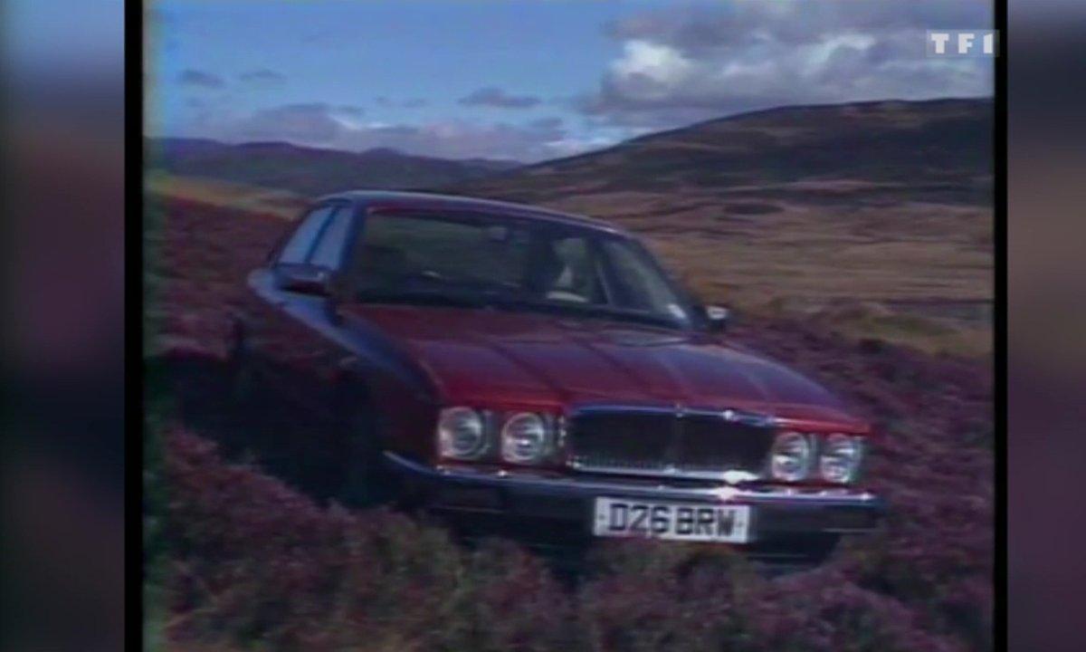 Essai de la Jaguar XJ – Automoto 11 octobre 1986